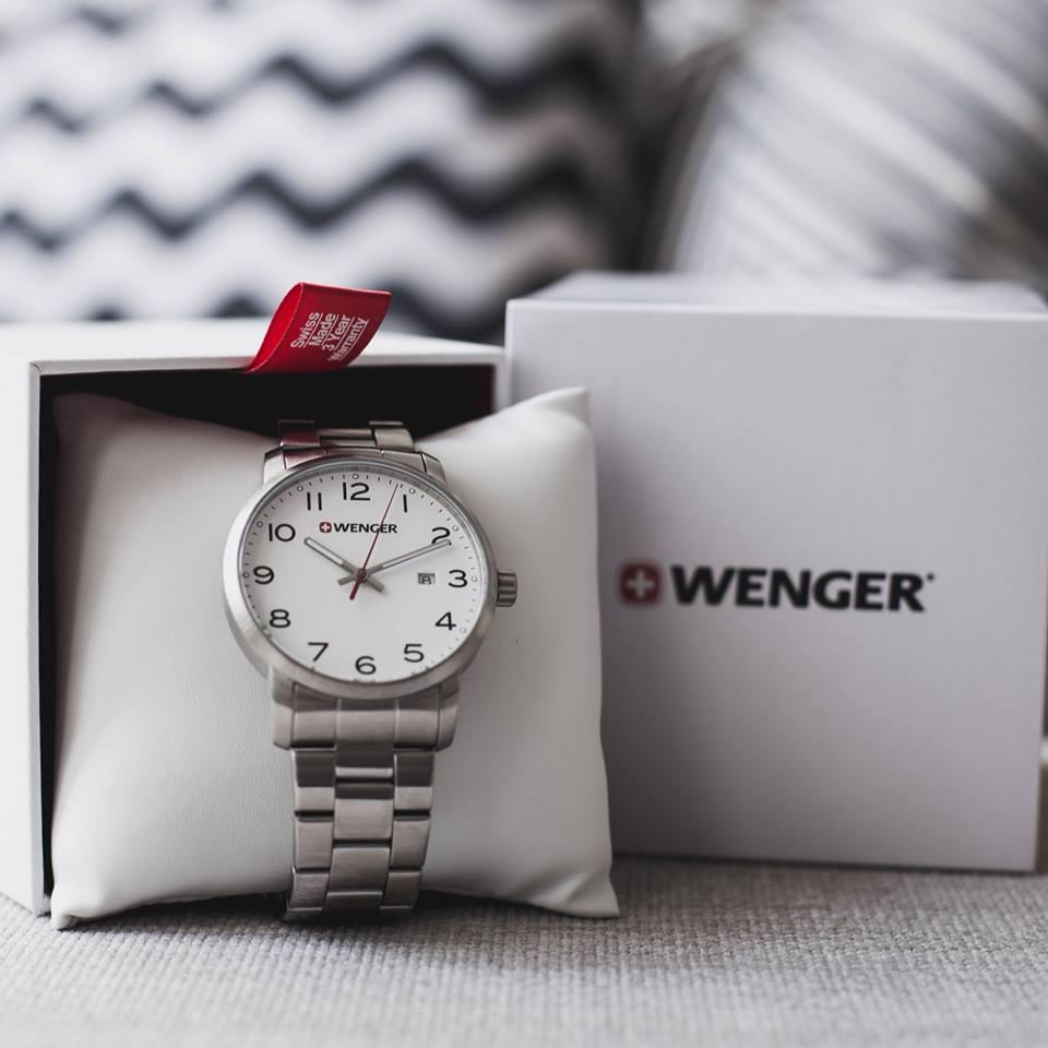 đồng hồ nam đẹp rẻ Wenger
