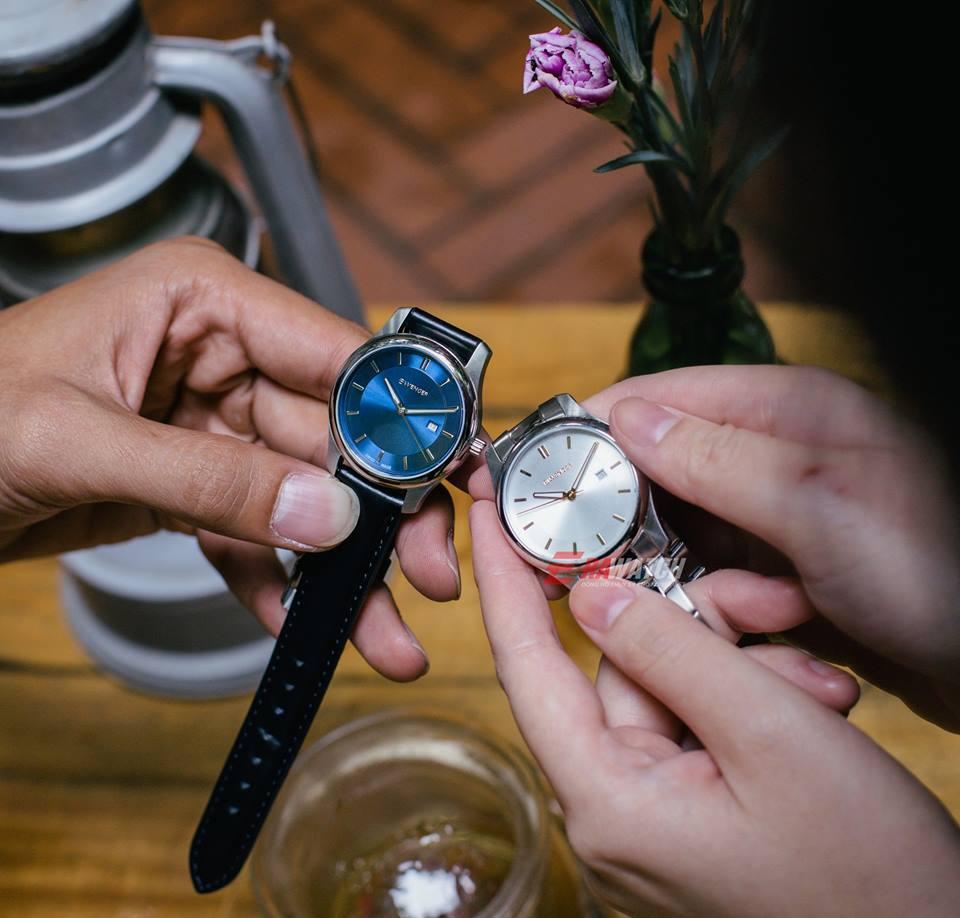 đồng hồ thời trang nam chính hãng Wennger