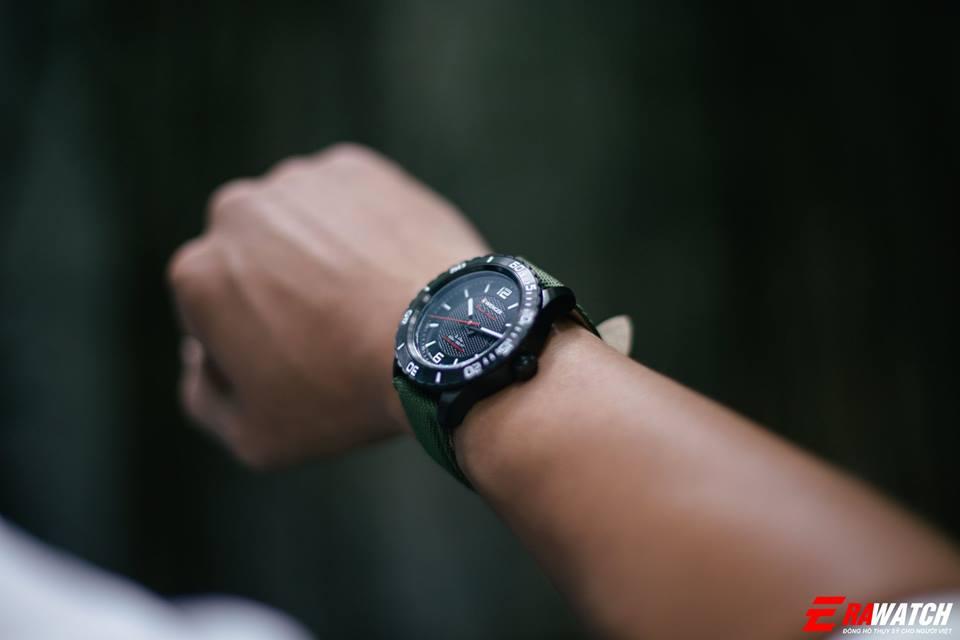 Đồng hồ nam đẹp rẻ thương hiệu Wenger