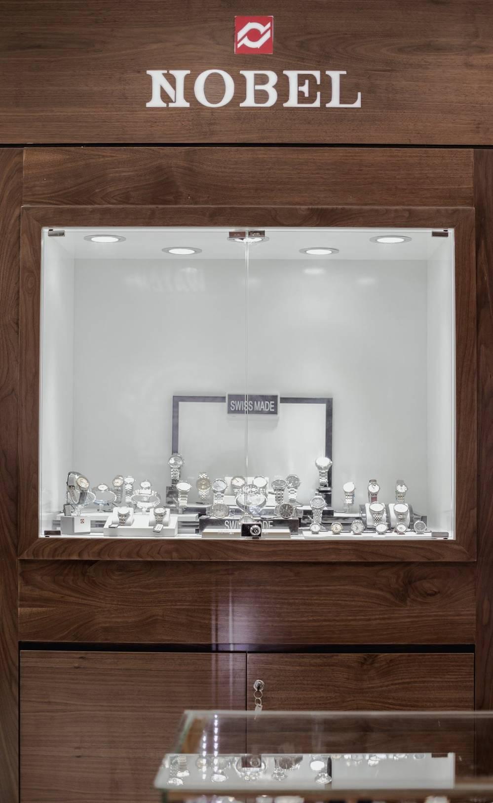 Shop đồng hồ chính hãng Thụy Sỹ Erawatch phân phối sản phẩm Nobel