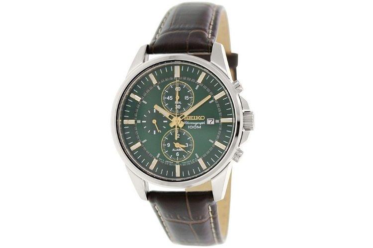 Đồng hồ Seiko Sportura Chronograph