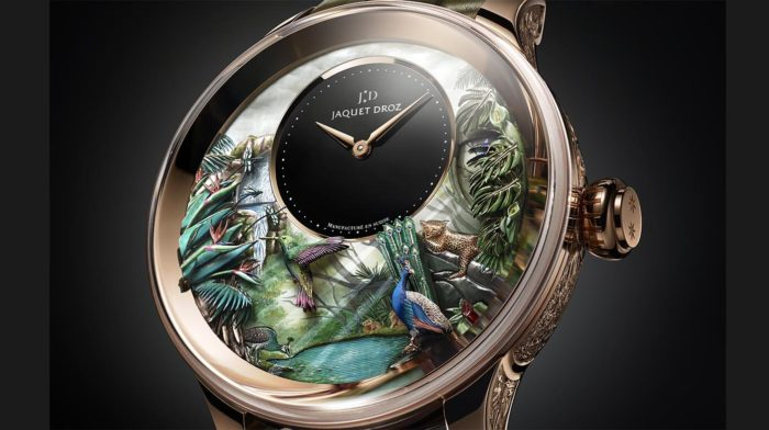đồng hồ Jaquet Droz
