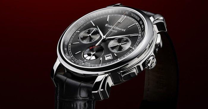 đồng hồ cơ 6 kim