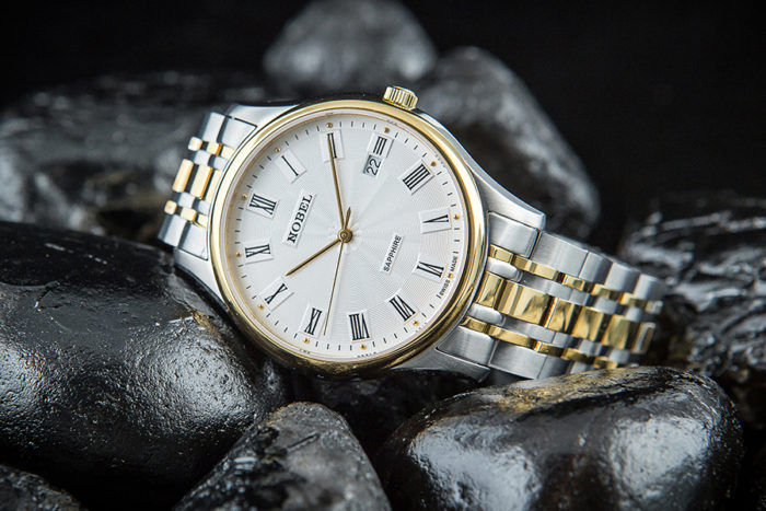 đồng hồ đẹp nam Nobel