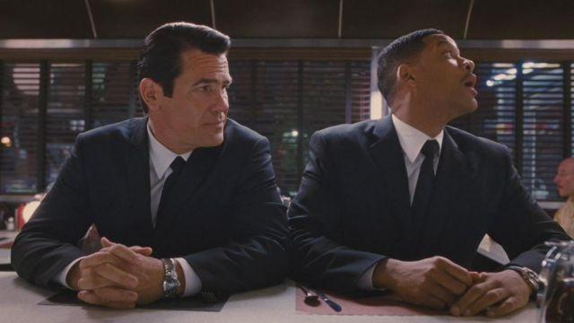 Đồng hồ Hamilton Ventura XXL trong phim Men In Black III