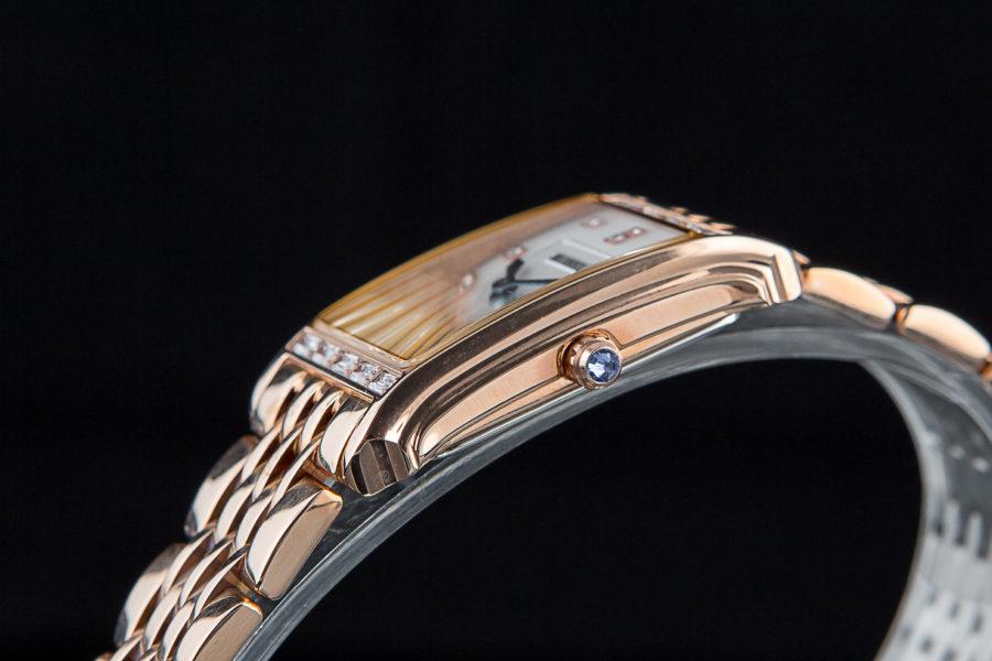 Đồng hồ nữ kim loại mặt chữ nhật - Nobel 5710298010100