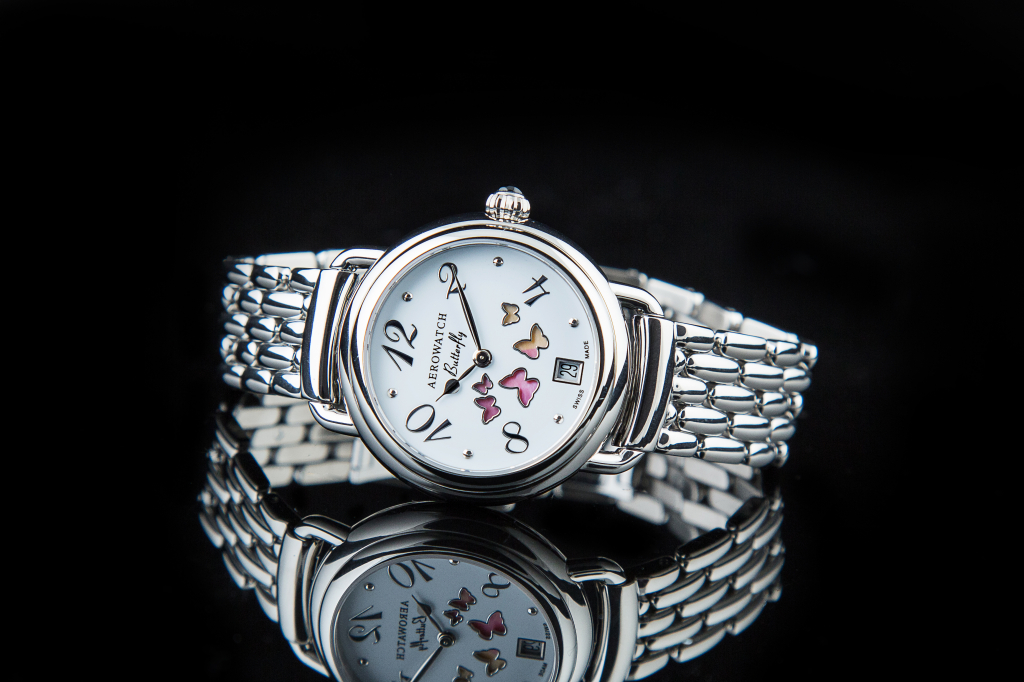 Đồng hồ nữ kim loại - Aerowatch 44960 AA01 M