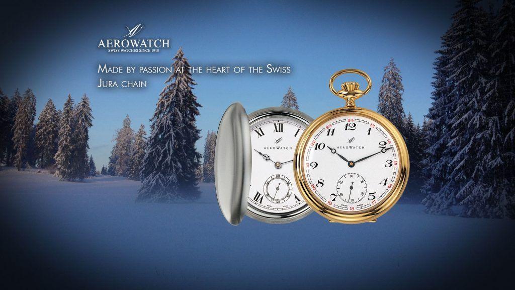 đồng hồ Aerowatch