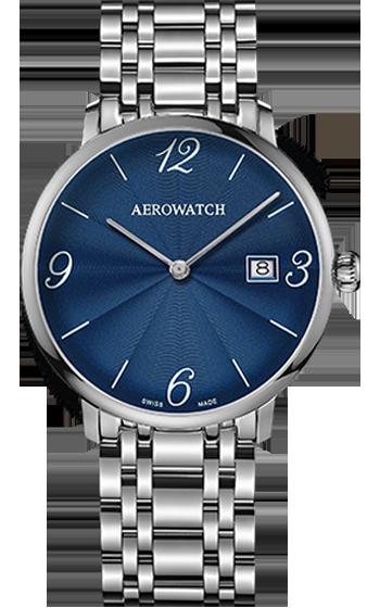 Đồng hồ nữ kim loại - Aerowatch 21976 AA06 M