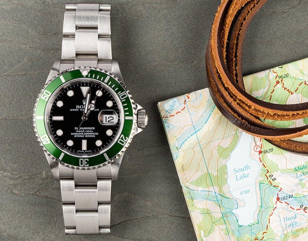 đồng hồ Rolex Submariner Kermit