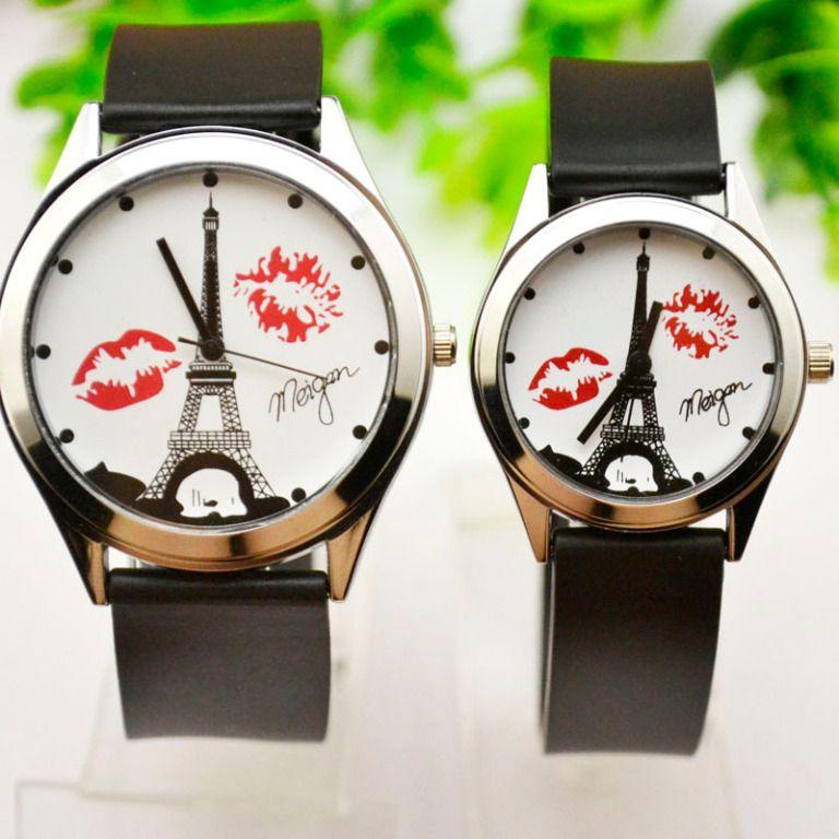 Đồng hồ cao su Hàn Quốc thời trang