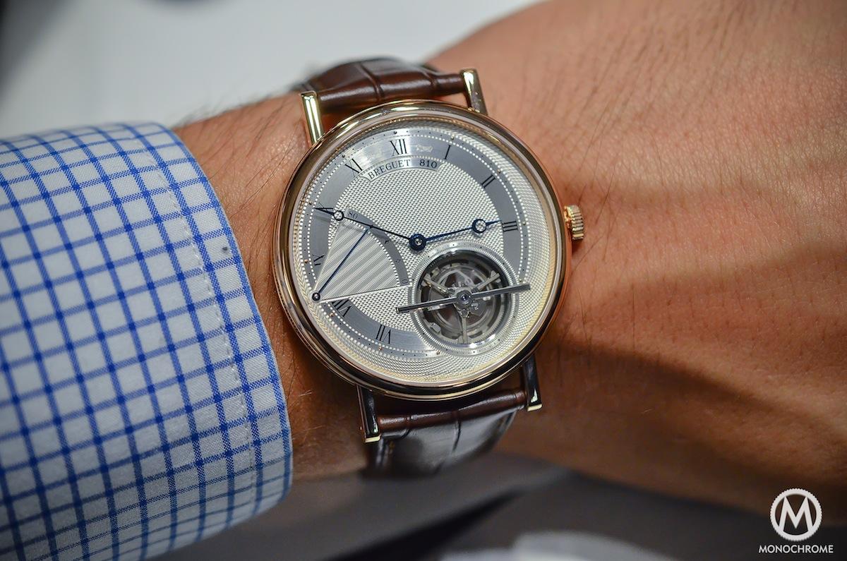 đồng hồ nam mỏng đẹp Classique Tourbillon Extra-Thin Automatic 5377