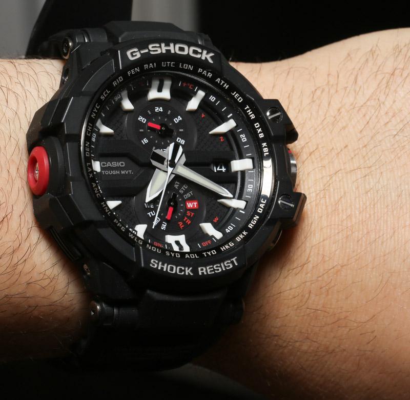 thay pin đồng hồ g shock 4