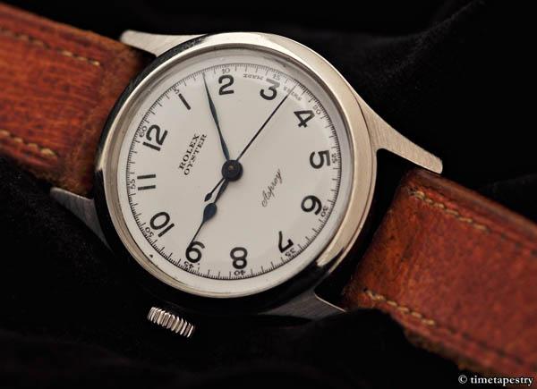 Đồng hồ Rolex Oyster của Charlie Chaplin