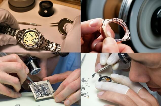 chuyên sửa chữa đồng hồ đeo tay uy tín ở Hà Nội