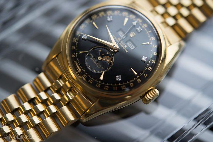 dây đồng hồ kim loại tphcm giả hiệu rolex