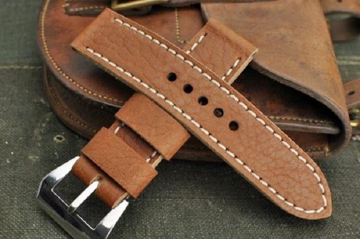 Đồng hồ dây da nữ da bò