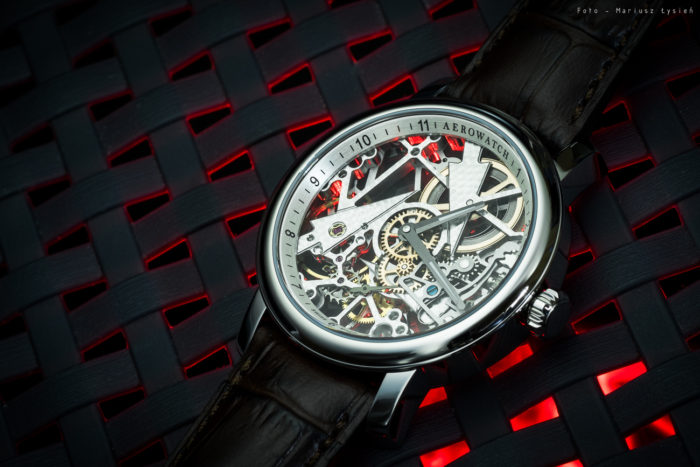 Đồng hồ Automatic Aerowatch