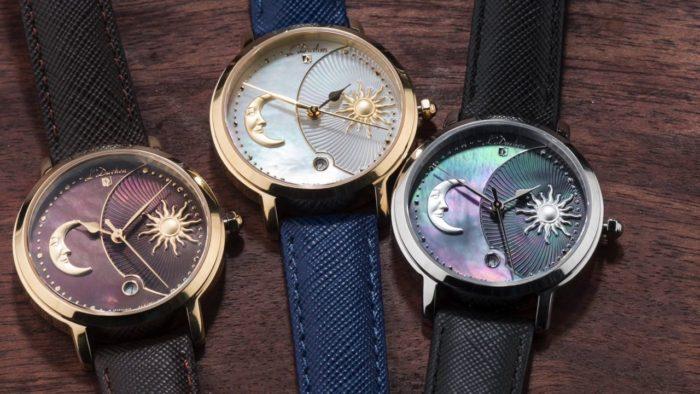 Đồng hồ cơ nam Automatic L'Duchen