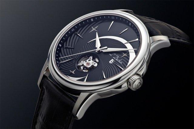 đồng hồ dây da nam đẹp L'Duchen