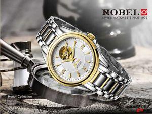 Đồng hồ thời trang cho nam thương hiệu Nobel