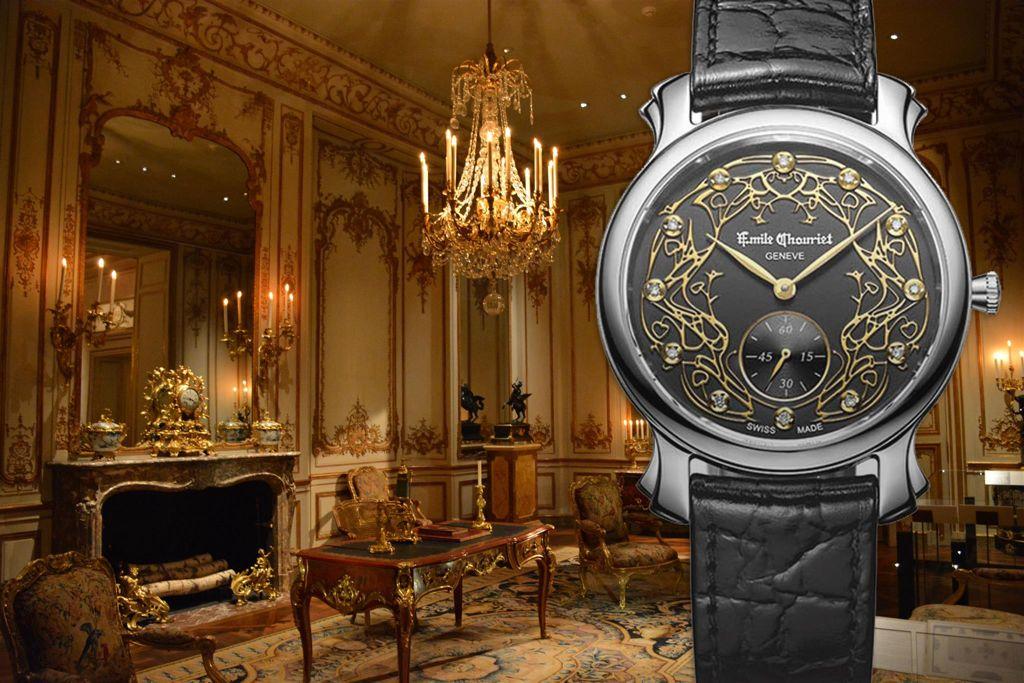 đồng hồ Emile Chouriet