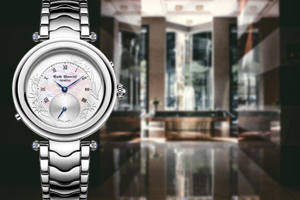đồng hồ Emile Chouriet cao cấp