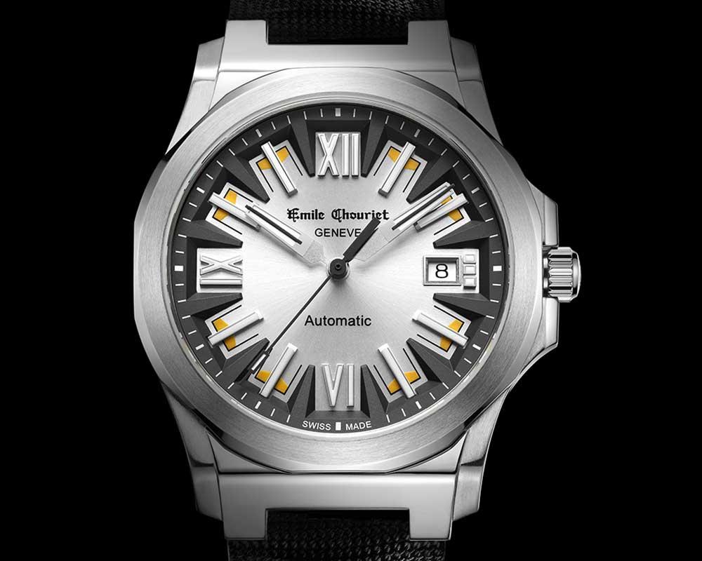 tìm hiểu đồng hồ cơ Emile Chouriet