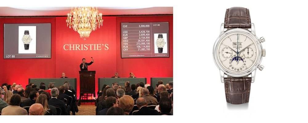 Đồng hồ Patek Philippe Ref. 2499/100