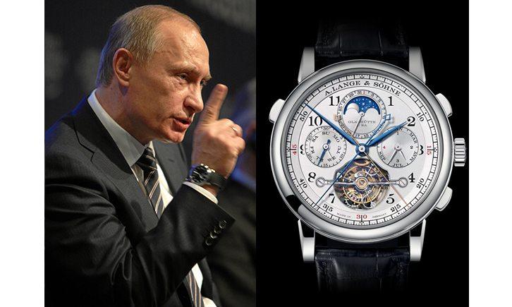 Đồng hồ Tourbograph trị giá 500. 000 USD