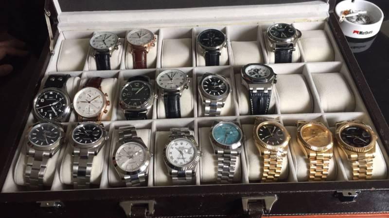 đồng hồ replica