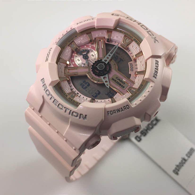 thay pin đồng hồ g shock 1