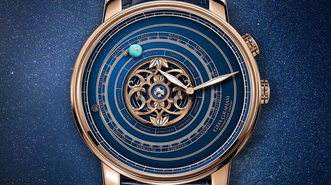 đồng hồ graham 5