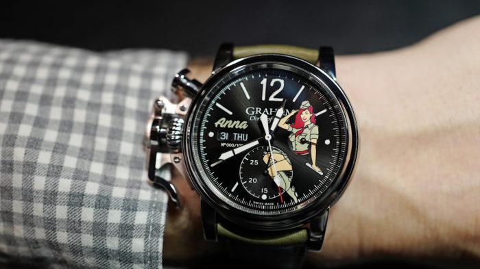 đồng hồ graham 3