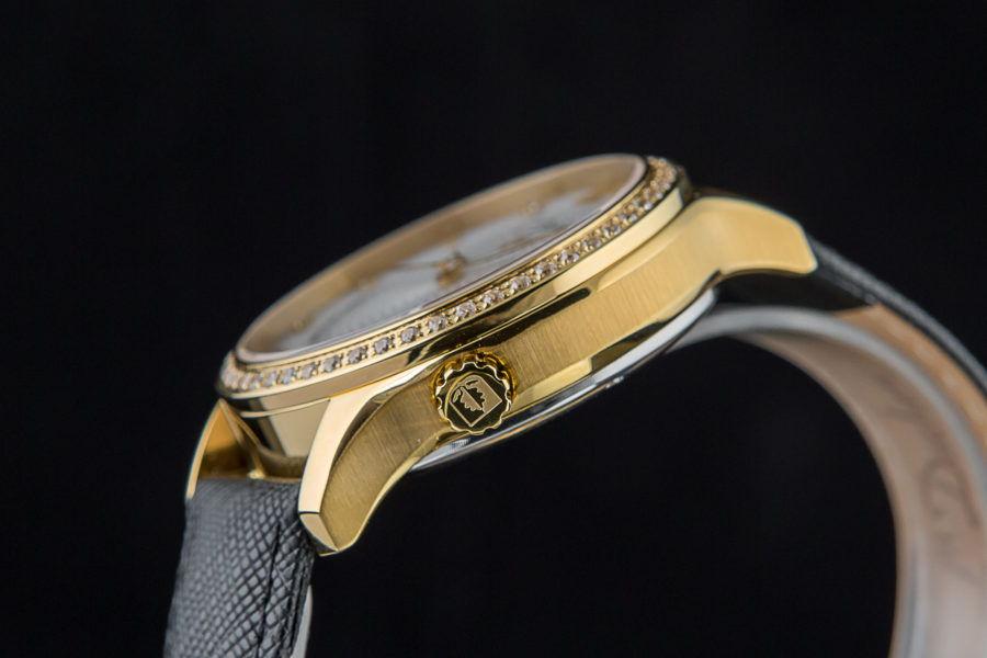 đồng hồ nam vàng hồng L'Duchen