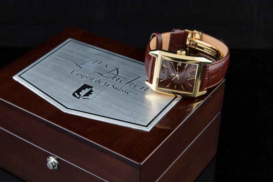 đồng hồ nam vàng hồng chính hãng cao cấp