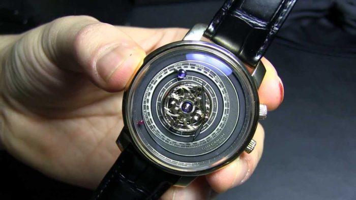 đồng hồ graham 4