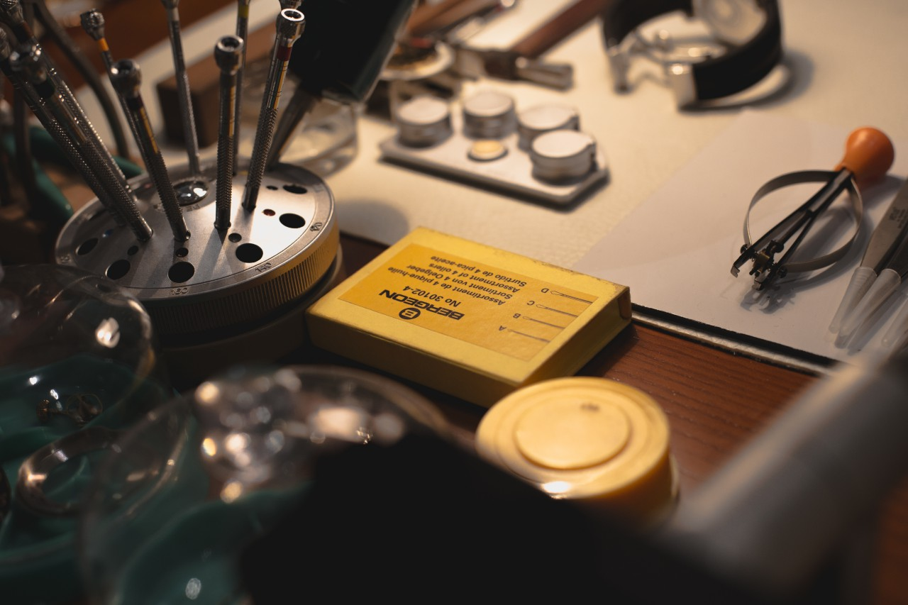 dụng cụ Thay pin đồng hồ