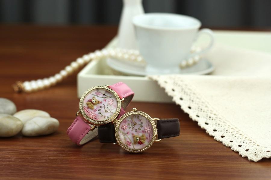 Đồng hồ 3D Hàn Quốc giá rẻ thời trang