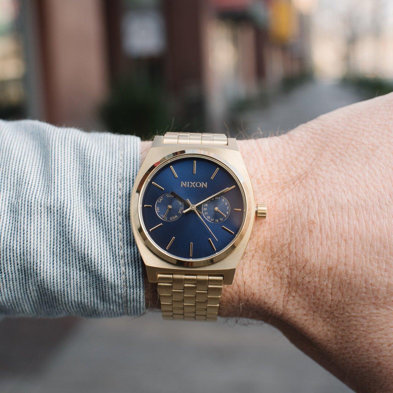 Đồng hồ Nixon Time Teller