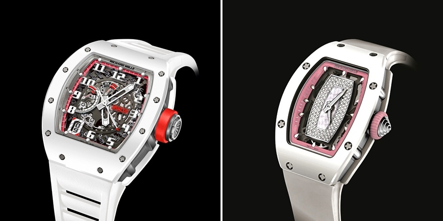 dong ho richard mille doi