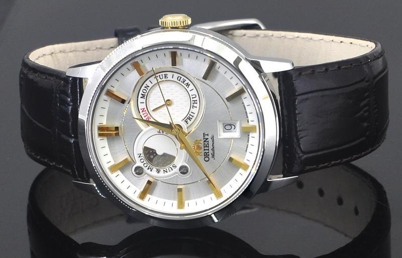 Thay dây đồng hồ Orient chính hãng