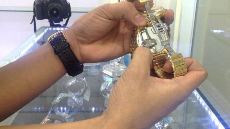 Địa chỉ thay dây đồng hồ mạ vàng uy tín