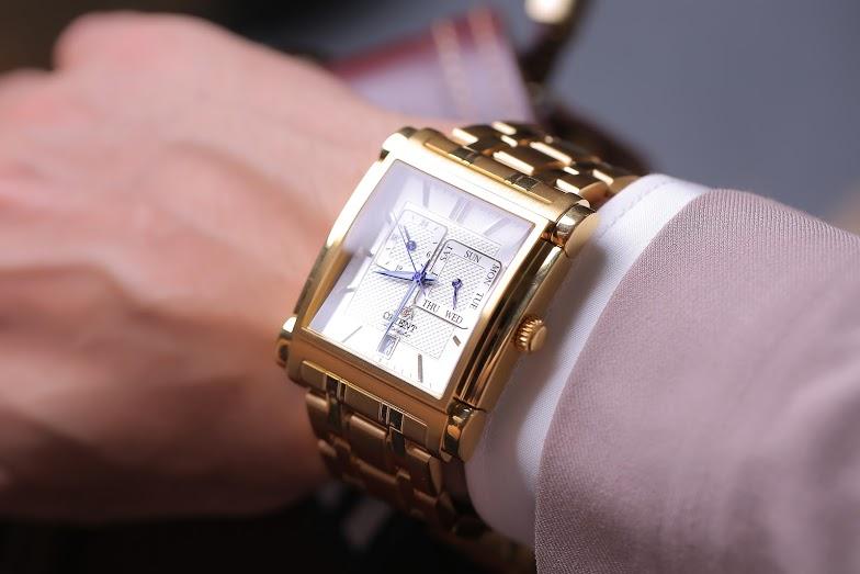 thay dây đồng hồ mạ vàng hà nội
