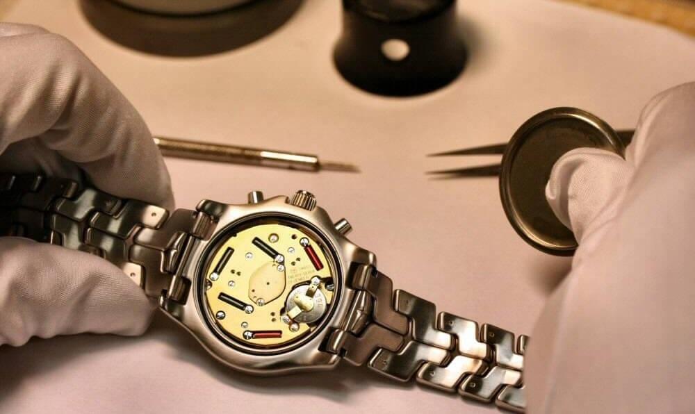 mẫu đồng hồ quartz
