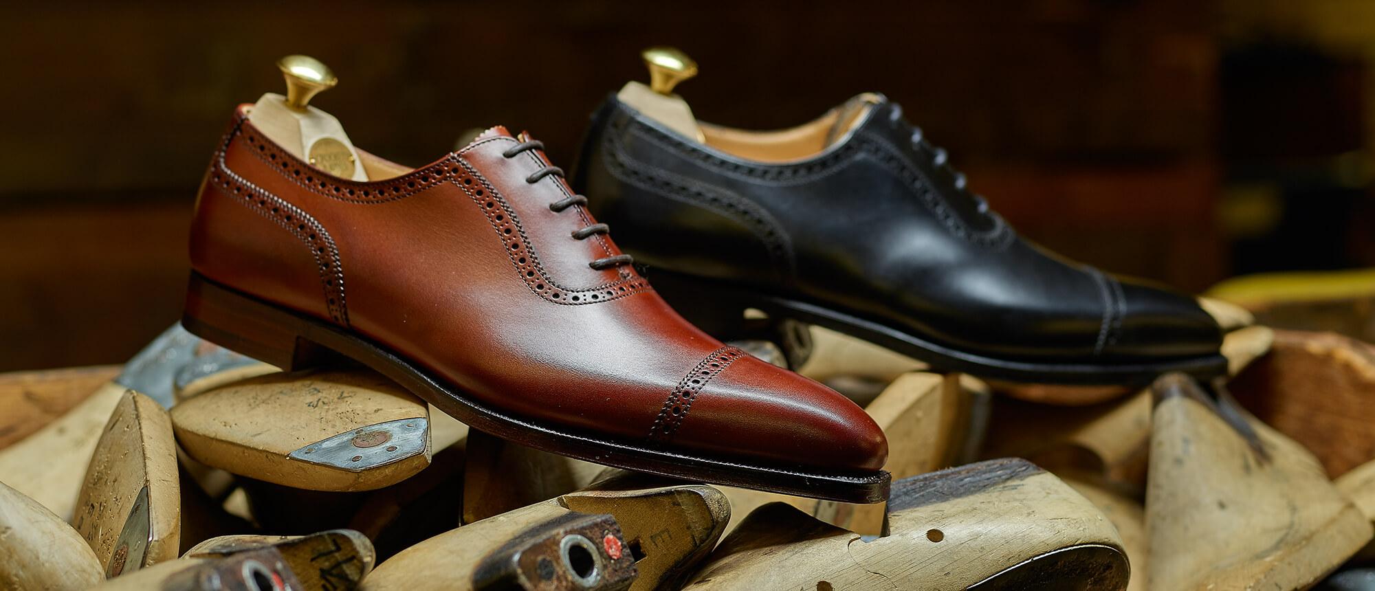 giày da bò Oxfords