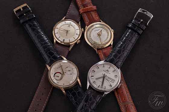 Đồng hồ cổ điển của Jaeger-LeCoultre
