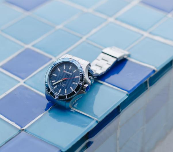 Đồng hồ dòng Sea Foce chống nước 200 của Wenger