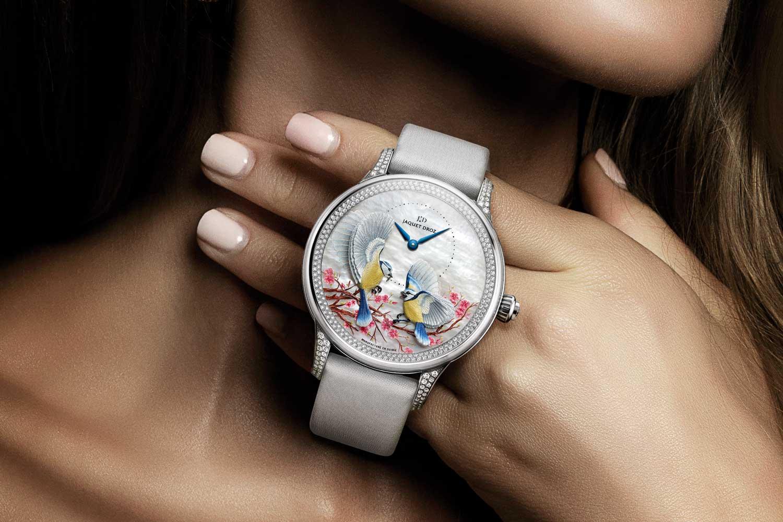 đồng hồ tổ chim hót