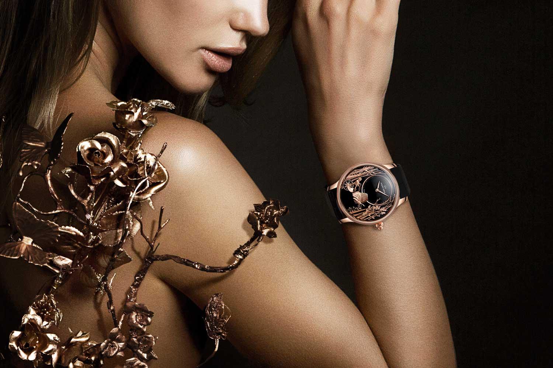 đồng hồ mới nhất của Jaquet Droz